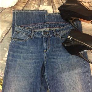 Talbots Signature Boot 4/27 Medium Wash Jeans